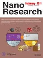Nano Research 2/2011