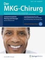 Der MKG-Chirurg 3/2017