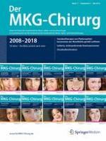 Der MKG-Chirurg 1/2018