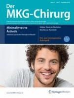 Der MKG-Chirurg 3/2018