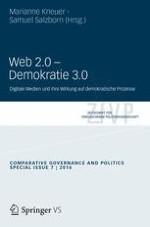 Zeitschrift für Vergleichende Politikwissenschaft 2/2016