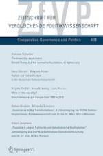 Zeitschrift für Vergleichende Politikwissenschaft 4/2019