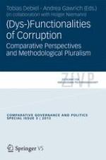 Zeitschrift für Vergleichende Politikwissenschaft 1/2013