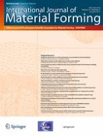 International Journal of Material Forming 5/2017