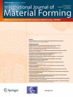 International Journal of Material Forming 1/2018