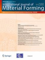 International Journal of Material Forming 6/2018