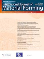 International Journal of Material Forming 2/2019