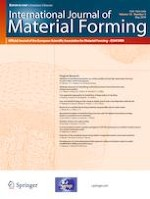 International Journal of Material Forming 3/2019