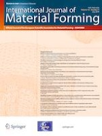 International Journal of Material Forming 4/2019