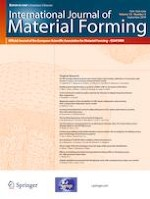 International Journal of Material Forming 5/2019