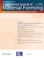 International Journal of Material Forming 6/2019