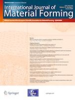 International Journal of Material Forming 1/2020