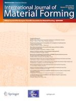 International Journal of Material Forming 3/2020