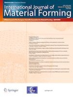 International Journal of Material Forming 4/2020