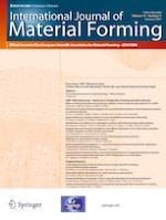 International Journal of Material Forming 1/2021