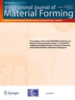 International Journal of Material Forming 1/2010