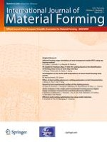 International Journal of Material Forming 1/2011