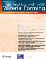 International Journal of Material Forming 3/2013