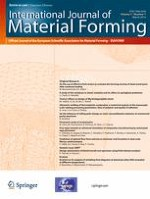 International Journal of Material Forming 1/2014