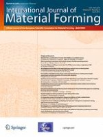 International Journal of Material Forming 2/2015