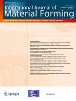 International Journal of Material Forming 2/2016
