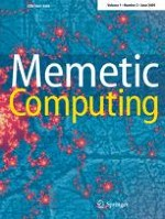 Memetic Computing 2/2009