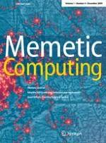 Memetic Computing 4/2009