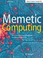 Memetic Computing 4/2018