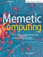 Memetic Computing 4/2019