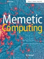 Memetic Computing 1/2020