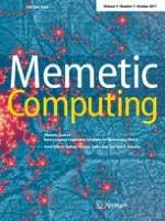 Memetic Computing 3/2011