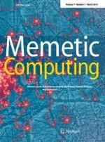 Memetic Computing 1/2015