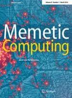 Memetic Computing 1/2016