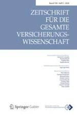 Zeitschrift für die gesamte Versicherungswissenschaft 1/2005