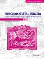 MUSCULOSKELETAL SURGERY 2/2016