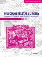 MUSCULOSKELETAL SURGERY 2/2010