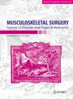 MUSCULOSKELETAL SURGERY 1/2015