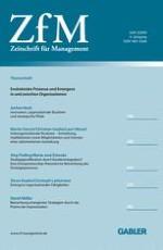 Zeitschrift für Management 3/2009