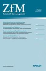 Zeitschrift für Management 2/2010