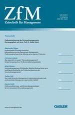 Zeitschrift für Management 3/2010