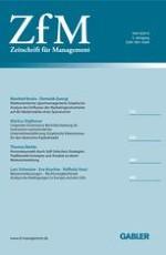 Zeitschrift für Management 4/2010