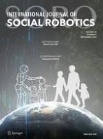 International Journal of Social Robotics 4/2018
