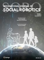 International Journal of Social Robotics 5/2019