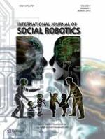 International Journal of Social Robotics 3/2013