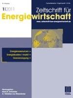 Zeitschrift für Energiewirtschaft 1/2011