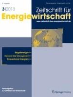 Zeitschrift für Energiewirtschaft 3/2013
