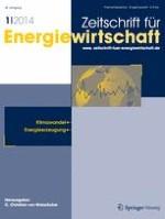 Zeitschrift für Energiewirtschaft 1/2014