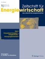 Zeitschrift für Energiewirtschaft 1/2015