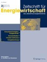 Zeitschrift für Energiewirtschaft 2/2015