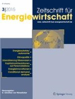 Zeitschrift für Energiewirtschaft 3/2015